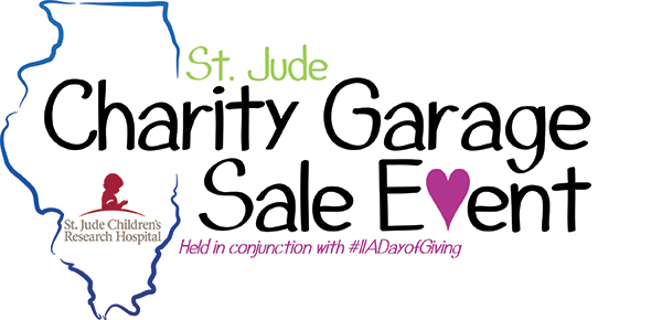 Charity Garage Sale Event
